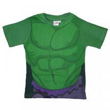 Abbigliamento verde per bambini dai 2 ai 16 anni 100% Cotone