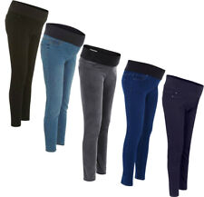 New Look Maternity Under Bump Jegging, Pull On Skinny Pregnancy Jeans Sizes 8-20