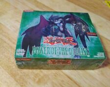 READ !!! YuGiOh Power of the Duelist Booster Box Cards 1st Edition Sealed KONAMI