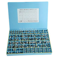 ESP 1 Pack Dental Welded Band 1st Molar Roth.022 With Convertible Roth Sgl Tubes