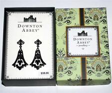 DOWNTON ABBEY TV Show Licensed Victorian EARRINGS Fashion Costume JEWELRY New