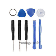 9pcs Cellphone Opening Repair Tool Kit for Apple iPhone X 8 Plus 6 6S 5S 5C 5 SE