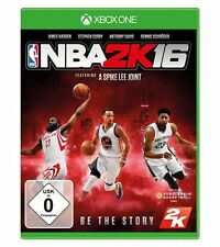NBA 2K16 XBOX ONE xb-one NEUF + emballage d'origine