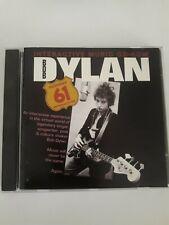 "BOB DYLAN ""HIGHWAY 61 INTERACTIVE"" CD + CR-ROM COLUMBIA 1995! NO BAR! folk blues"