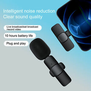 Lapel Microphone High Fidelity Low Latency Compact Durable for Stage