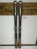 Völkl Tiger Shark 175 cm Ski + Marker 12 Bindings Winter Sport Fun Snow