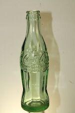 Pensacola, FL Coca Cola Bottle 6 oz US Patent Office Laurens Glass