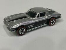 Hot Wheels '64 CORVETTE STINGRAY SINCE 68 with NEW REDLINES
