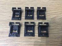 Scalextric Classic Piers Track Support Clips X 6