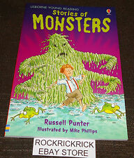 STORIES OF MONSTERS -48 PAGE READING BOOK (BRAND NEW)