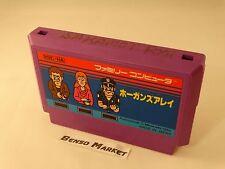 HOGAN'S ALLEY NINTENDO FAMICOM NES 8 BIT GIAPPONESE IMPORT NTSC-J JP JAP HVC-HA
