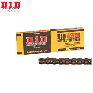 DID Chain 420 x 134 RJ Heavy Duty Black Chain KTM 65cc TC 65cc Yamaha YZ 65