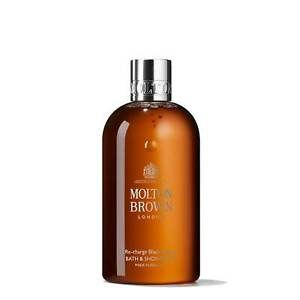Molton Brown Re-Charge Black Pepper Bath & Shower Gel 300ml -NEW FRESH AUTHENTIC