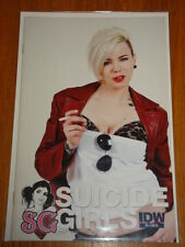 SUICIDE GIRLS #3 VARIANT RI COVER IDW