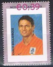 Persoonlijke zegel WK voetbal 2006 postfris - Khalid Boulahrouz