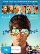 The Way Way Back BRAND NEW SEALED  (DVD, 2013) BRAND NEW SEALED R4