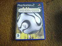 jeu playstation 2 l'entraineur 2006 championship manager