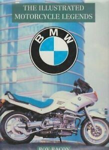 BMW (Motorcycle Legends) by Bacon, Roy H. Hardback Book The Cheap Fast Free Post
