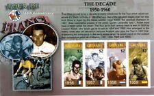 Grenada - 2003 - Tour De France - Sheet Of 4 - MNH