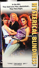 Hysterical Blindness (VHS) Acclaimed 2003 HBO movies stars Uma Thurman