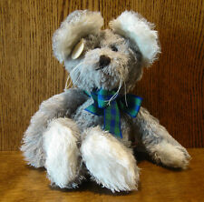 """Ganz Heritage Collection #H3161S NIBBLER, 12"""" NEW/Tag From Retail Store, MOUSE"""