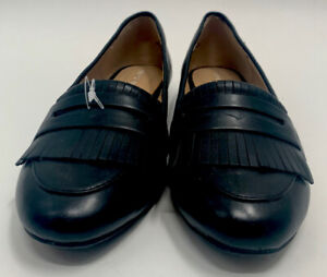 Andrew Geller New Posy Black Womens Shoes Size 6 M Flats Slip On
