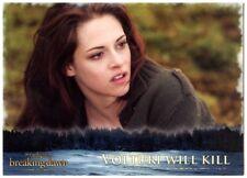 Volturi Will Kill #23 Twilight Breaking Dawn Part 2 2012 Trade Card (C1650)