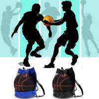 Oxford Cloth Multipurpose Net Organizer Football Storage Basketball Mesh BagSE