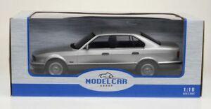 1:18 BMW E34 5 Series diecast model road car 1992 1:18 MCG 18157 18158 or 18159
