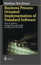 Business Process Oriented Implementation of Standard Software: How to -ExLibrary