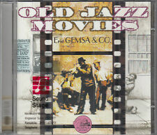 Old Jazz Movies Eric Gemsa & Co Kosinus Music Library CD FASTPOST