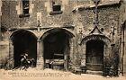 CPA Tours(I.-et-L.) - La Cour intérieure de la Maison de Tristan ... (298436)