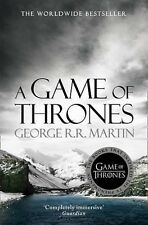 A Game of Thrones A Song of Ice and Fire Book 1 Paperback 2014