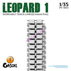 Orochi PF-003 1/35 WORKABLE TRACK-LINKS{Cement-Free}