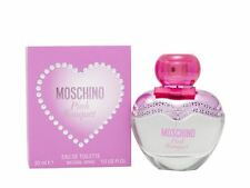 *NEW* MOSCHINO Pink Bouquet for Her - 30ml Eau De Toilette Spray