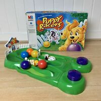 Vintage PUPPY RACERS Kids / Family Game - MB Games, 1999, Complete. Used VGC.