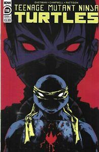 Teenage Mutant Ninja Turtles Comic 116 Cover A  Campbell First Print 2019 IDW
