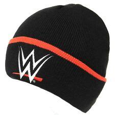 LOGO UFFICIALE WWE Wrestling polsino Cappello Beanie
