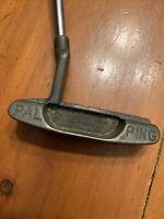 Ping Pal Karsten Putter Patent D207227 1985 US Amateur Montclair G.C.