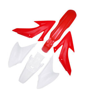 Complete Body Plastics Side Cover Fairing Cowling For CRF CRF230F CRF150F Red