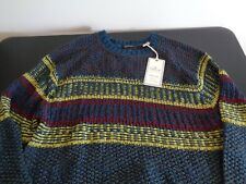 SCOTCH & SODA Men's STRUCTURED Sweater Style 136555 Size XXL Free Shipping NEW
