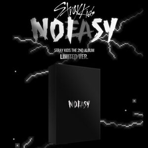 Stray Kids NOEASY The 2nd Album Limited Ver CD+Photobook+Photocard+Etc+Tracking#