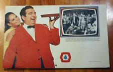 Vintage 1968 - 69 Montreal Canadiens Complete Molson Calendar Jean Beliveau!