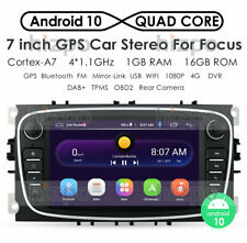 "For Ford Focus 2008-2011 7"" Android 8.1 Car Stereo Radio GPS Navigation + Canbus"