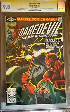 daredevil 168 9.8 ss Stan Lee