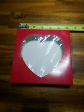 12 New Heart Gift Box Packaging Boxes Valentine's Day