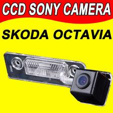 Sony CCD VW Skoda Octavia Roomster Tour Fabia auto car reverse rear view camera