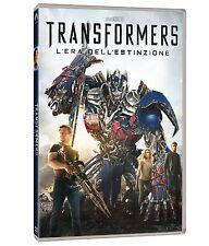 TRANSFORMERS 4 - L'Era Dell'Estinzione (DVD) con Mark Wahlberg, Stanley Tucci
