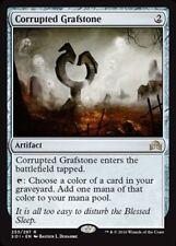 Corrupted Grafstone Rare Shadows over Innistrad UNPLAYED MTG Magic ~~~~ MTG