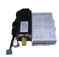 Lichuan 200w dc servo motor 36v 0.637N.M torque and dc servo driver 24V-80V Kit